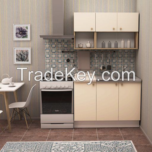 Kitchen 1.4m