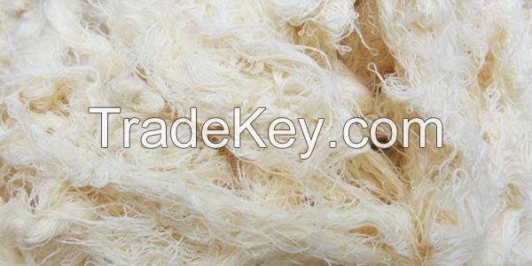Textile soft waste hard waste ecru