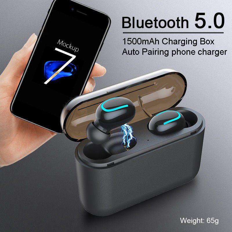 Bluetooth 5.0 Wireless Earphones