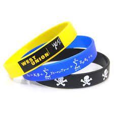 Wristband-( Print Your Wristband ) put your name, logo on Wristbands, T shirts, Etc
