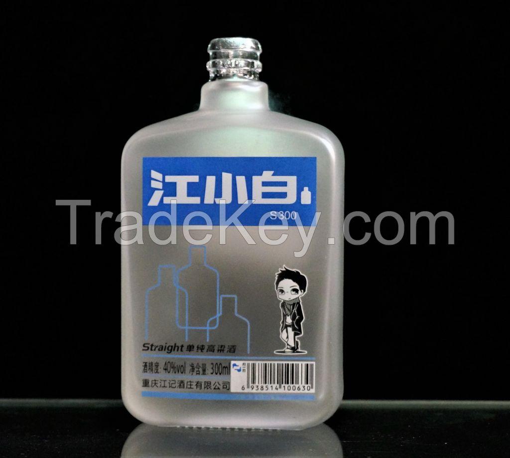 Jiangxiaobai S300 Glass Bottle