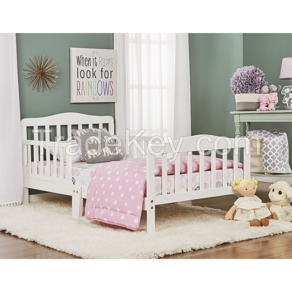 No.1302A Classic Kids furniture Modern toddler wood bed