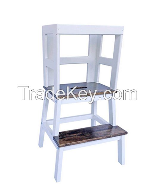 No.2232 Factory Hot Sale Toddler Safety Stool Learning Towel