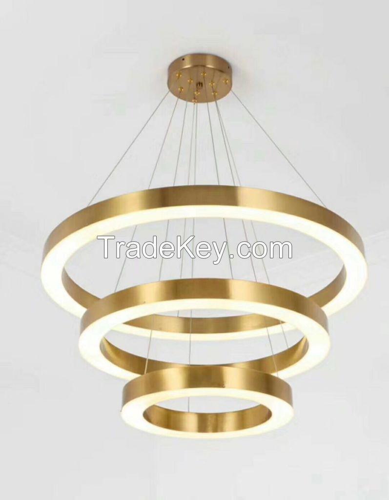 led modern pendant lamp