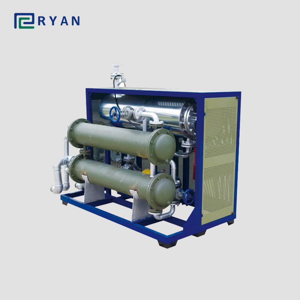 thermal oil heating system, electric thermal oil heater