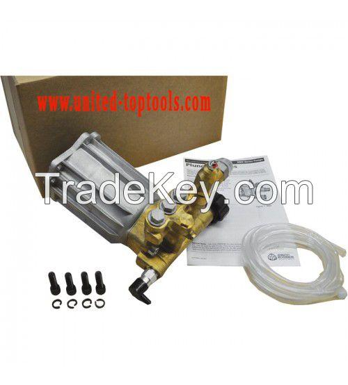 AR North America Horizontal Pressure Washer Pump - 3000 PSI, 2.5 GPM, Gas
