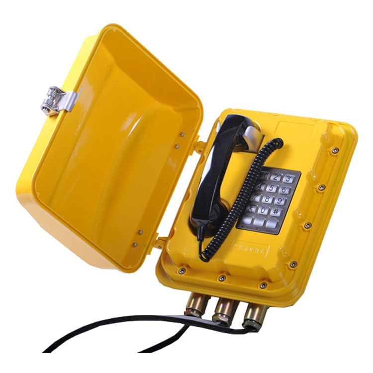 Analogue Explosion proof Waterproof Telephone  with PABX system