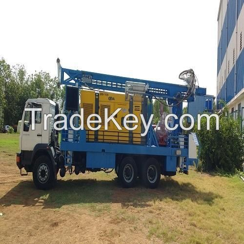 Borewell Drilling machine(rig)Compressor