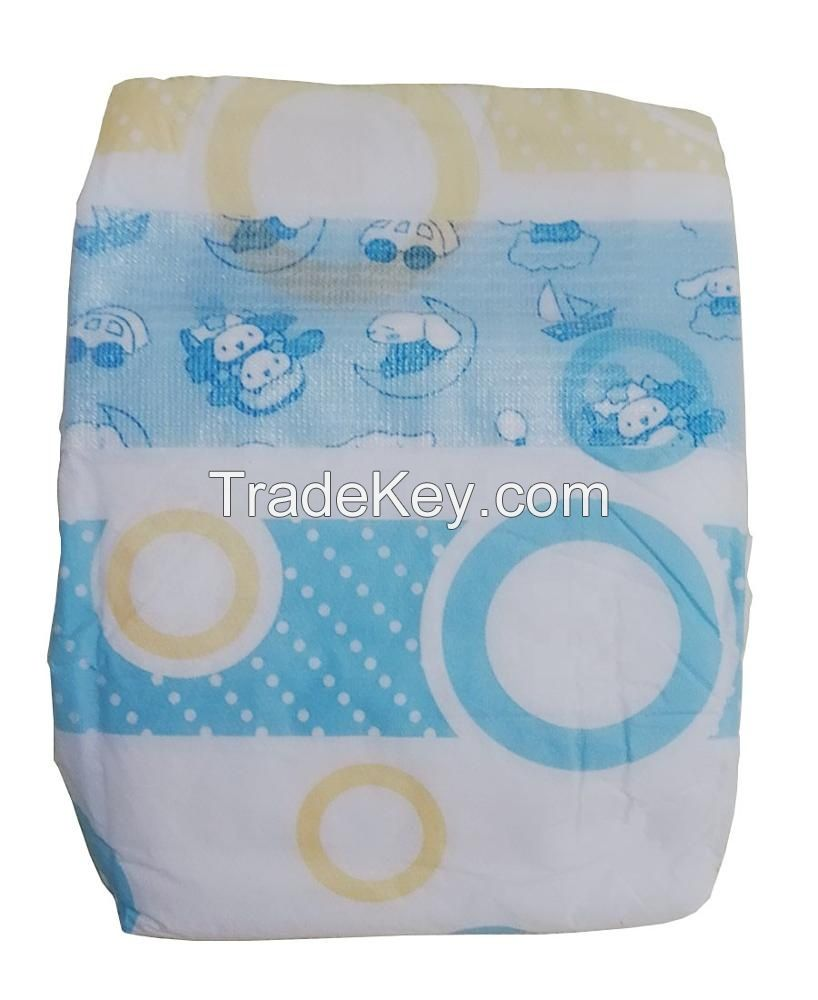Popular baby diapers on the market