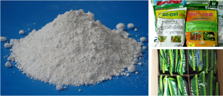 Pesticide Fungicide Mancozeb 80WP Manufacturer
