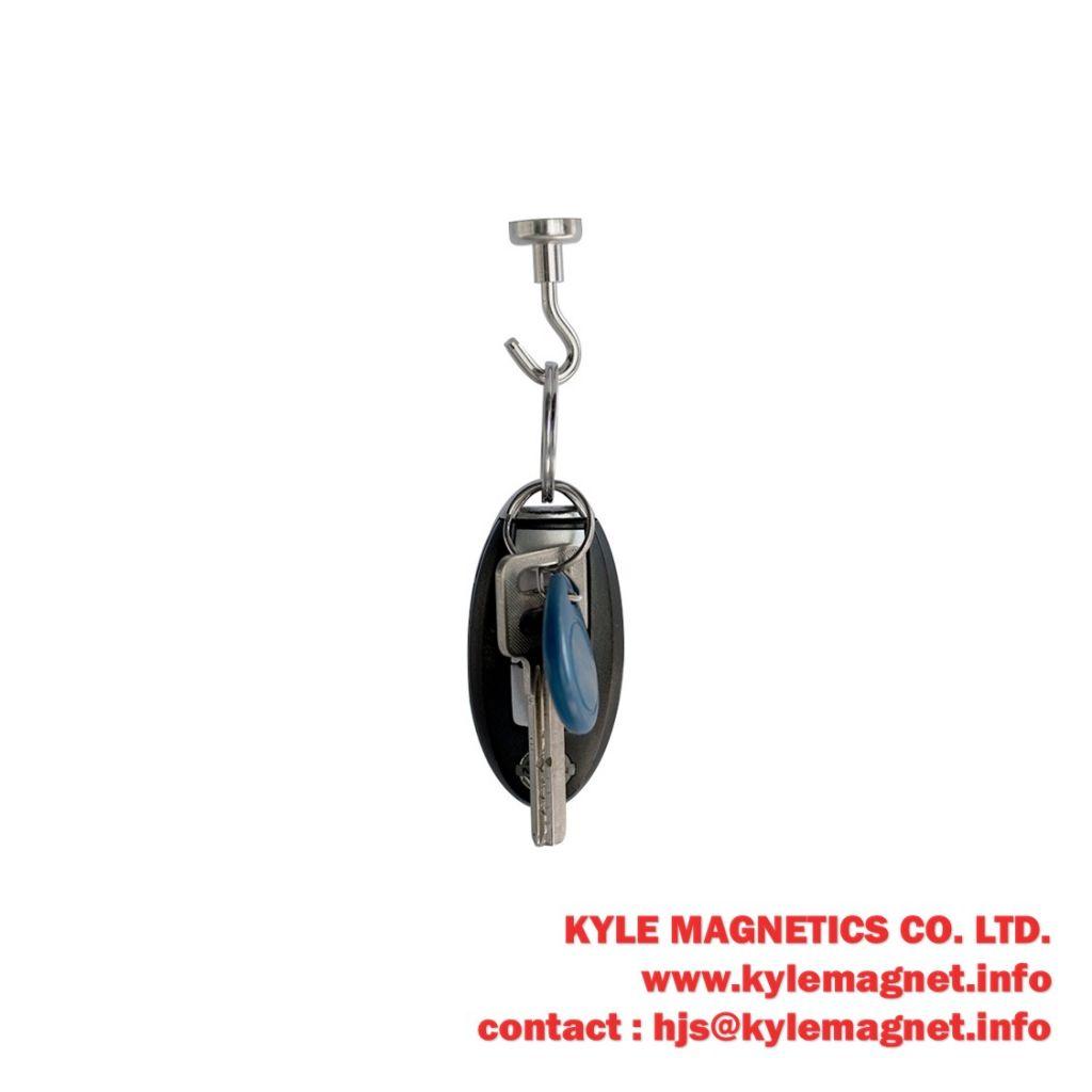 Hook Magnet (NdFeB)