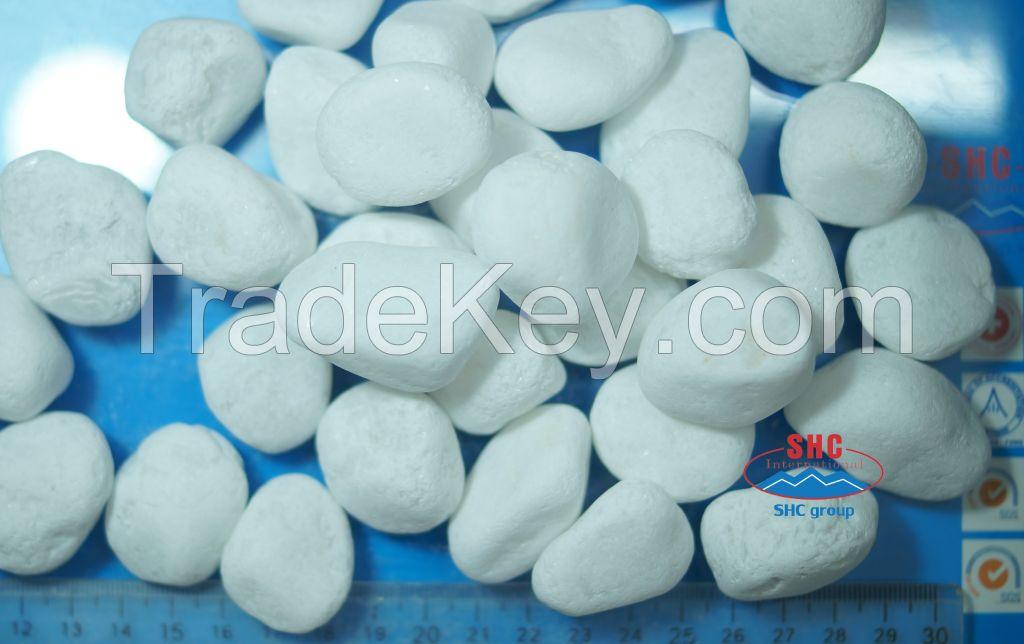 Snow White Pebbles