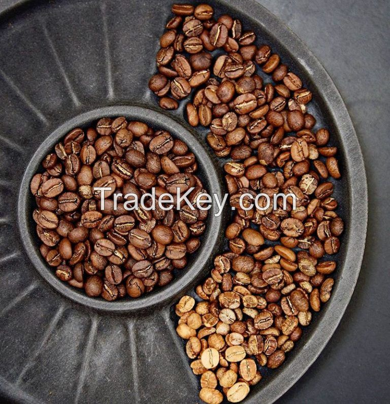 Coffee Arabica and Robusta