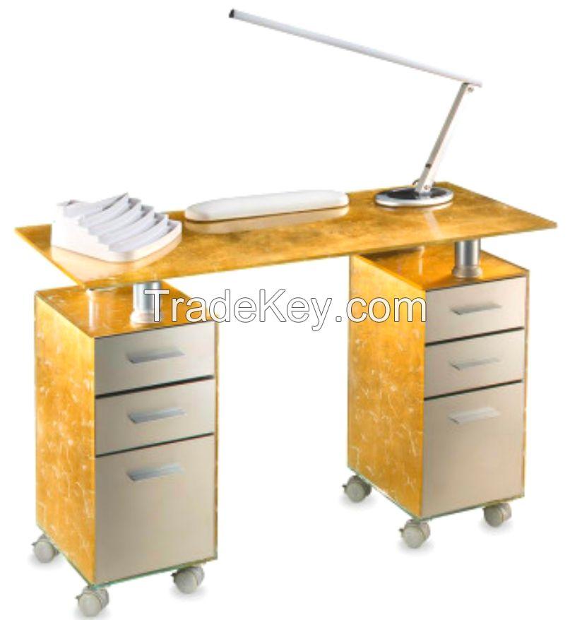 Manicure unit ( nail tables )