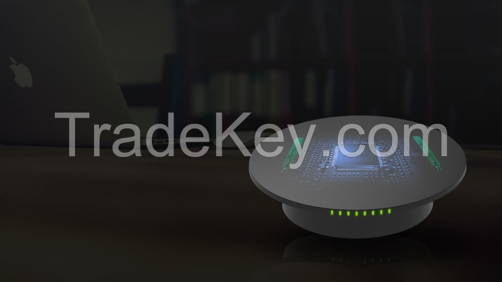 AC1200 Long range mounting wifi router bonding router ceiling router