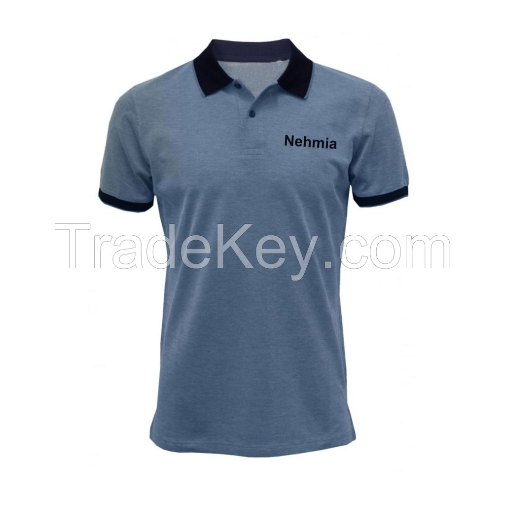 T SHIRTS POLO SHIRTS Art # 2151 NEHMIA INDUSTRY SIALKOT PAKISTAN