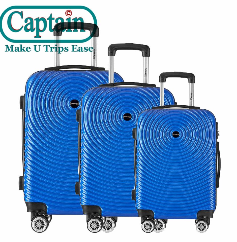 High Quality ABS Trolley Luggage sets PC Travel Luggage ABS Luggage suitcase