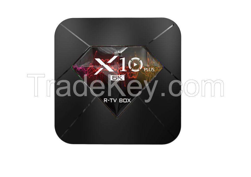 R-TV BOX X10 PLUS