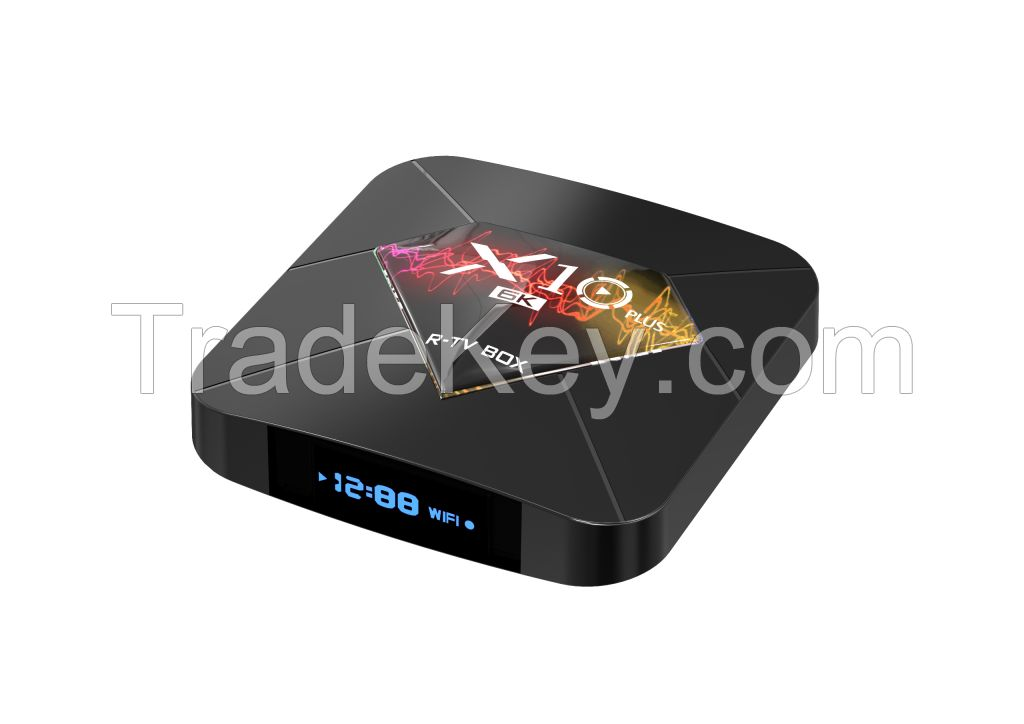 R-TV BOX X10 PLUS