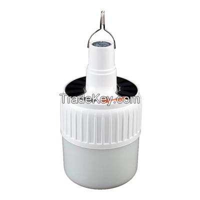 Energy saving solar power 60w free electricity led bulb light