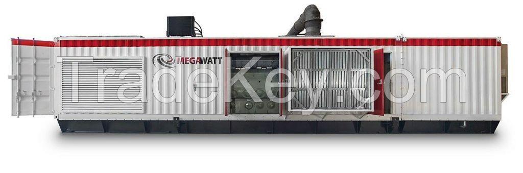 2.5 MW Diesel Generator Set