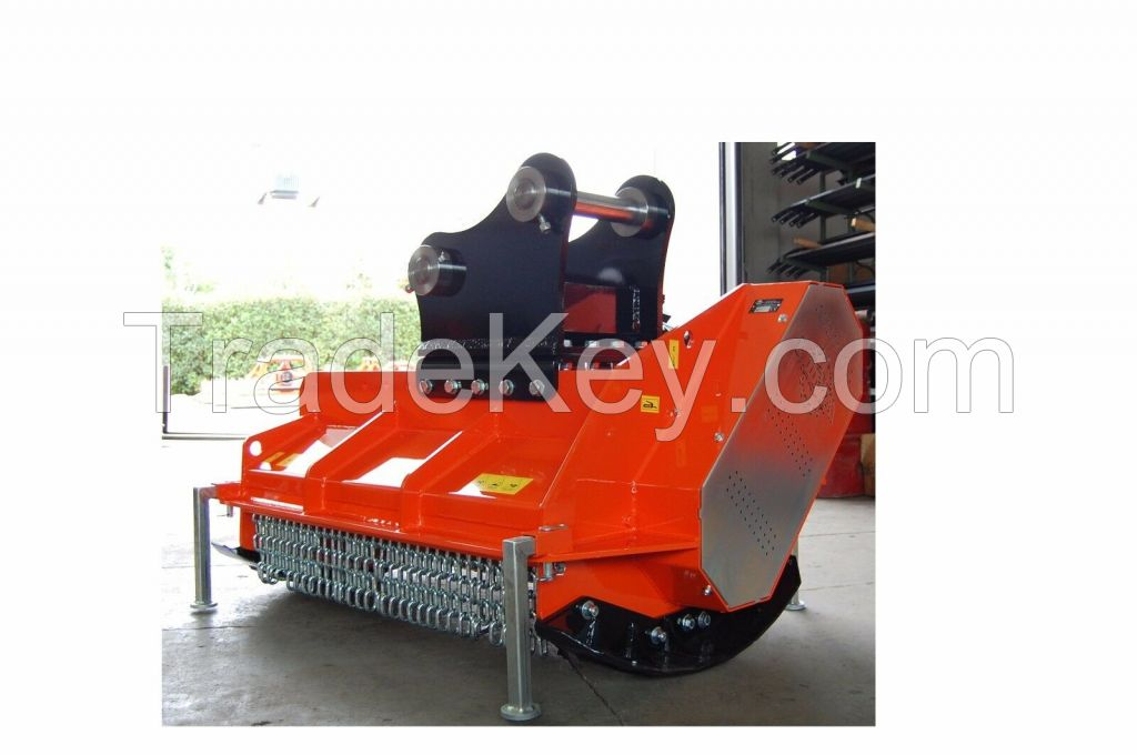 LIPA TLE-FP forest shredder / mower / mulcher for excavator