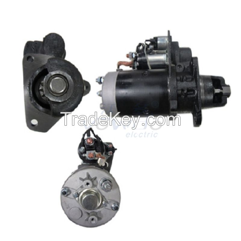 Engine Starter Motor Assembly 0001241004 0061512401 120-658 24V 5.5KW CW 12T
