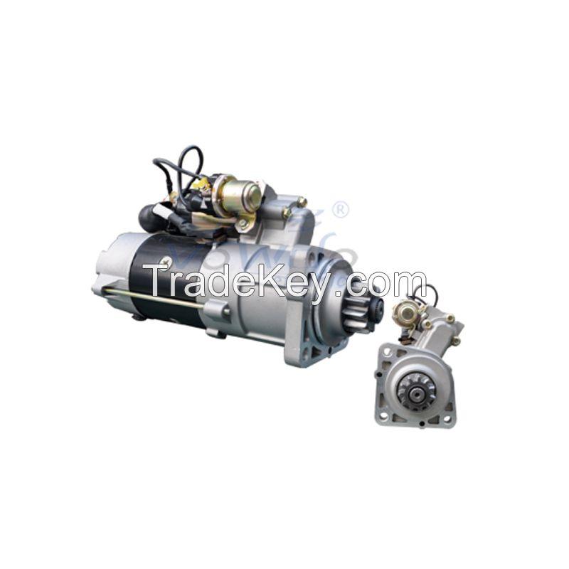 Truck Engine Spare Parts starter motor M105R3072SE VG1246090002