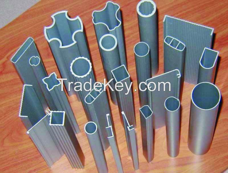 Industrial Application Aluminum Profiles