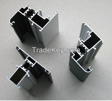 Heat Insulation Aluminum Profile For Construction And Industrial Use