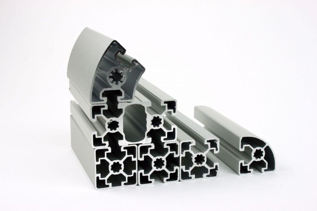 Aluminium Profile Extrusions