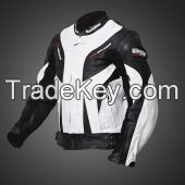 Leather Jackets ,Gloves, Trousers, and, vests