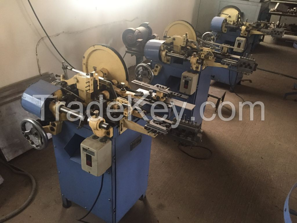 spring making machines, all types of springs