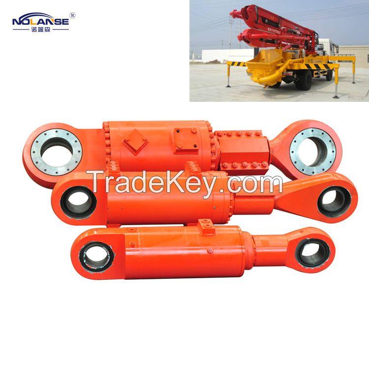 China Factory Custom Engineering Hydraulic Cylinder