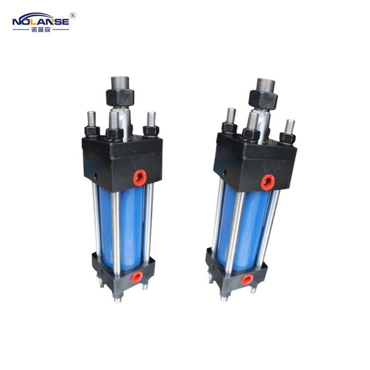 Customized Tie Rod Hydraulic Cylinder