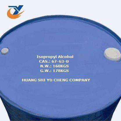 Low Price Bulk 99.9% Isopropyl Alcohol Isopropanol IPA