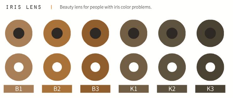 ICK IRIS Lens