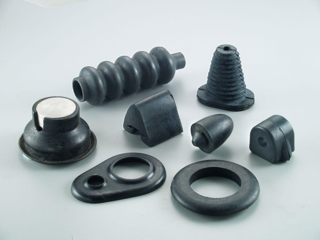 Custom Mold Rubber Parts