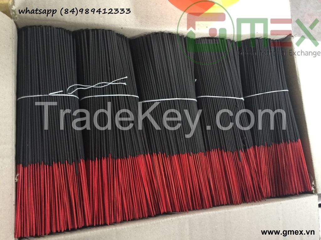 raw incense stick full color, cheapest, 100% natrural, good product, hight quality
