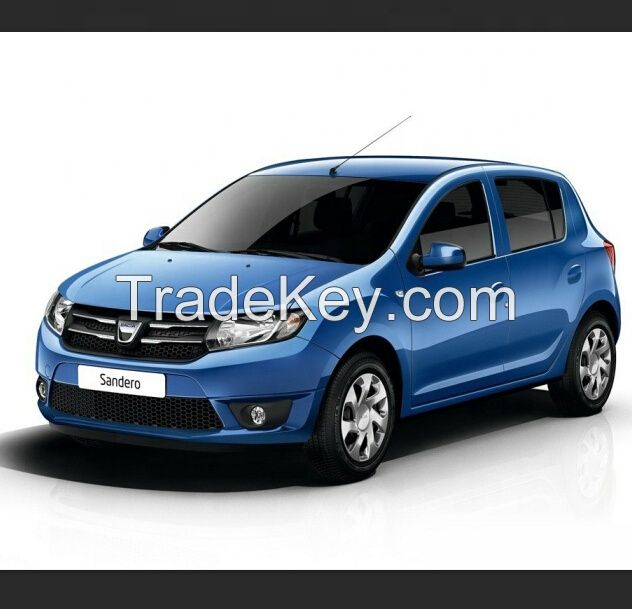 Aftermarket Metal Body Parts Front Car Door Panel for Dacia Sandero 2013-