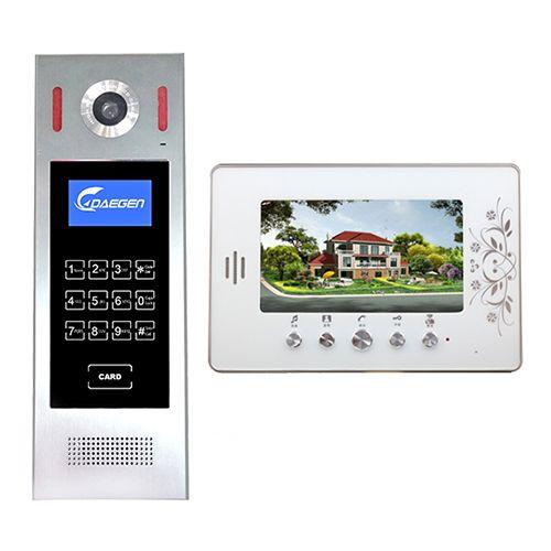 GSM video door phone