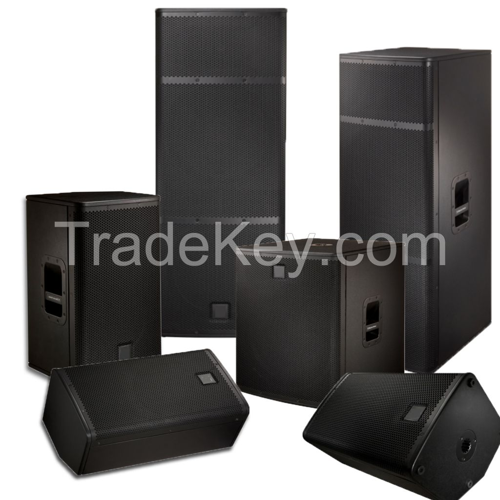 Hot sale PA ELX series stage speaker combination, outdoor audio system high quality EVi speaker.