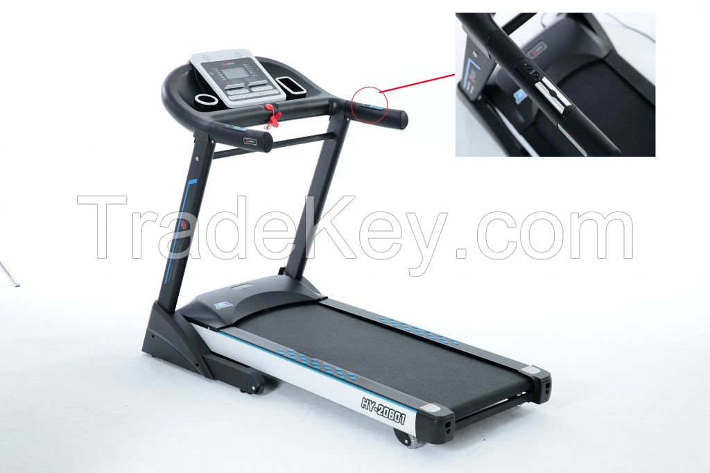 Business treadmill with 3.0HP motor