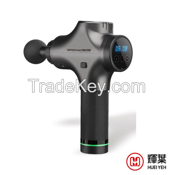 Massage device with 8 head