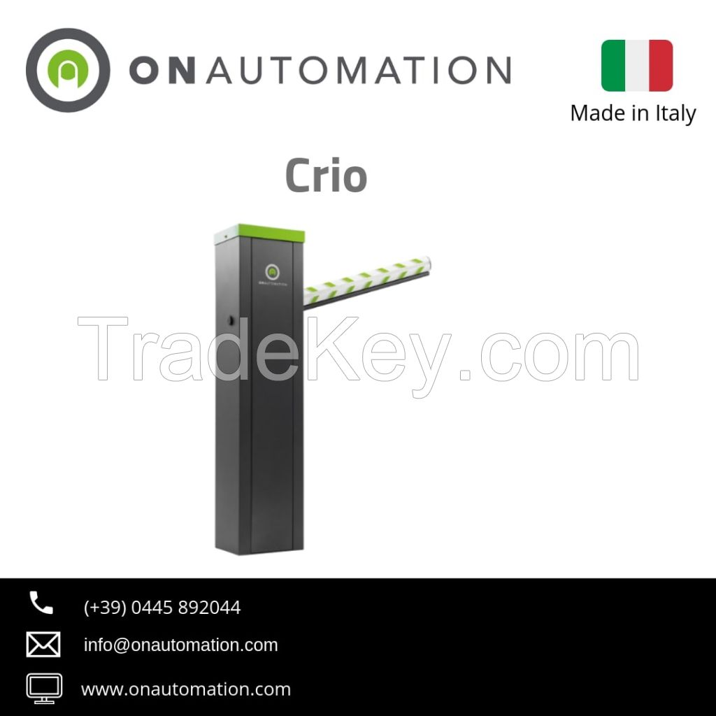 Crio - barrier for booms