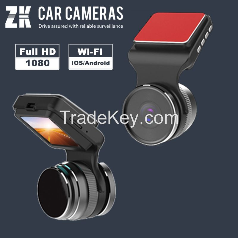 2019 new FHD 1080P car camera in car video recorder camcorder WDR G-sensor