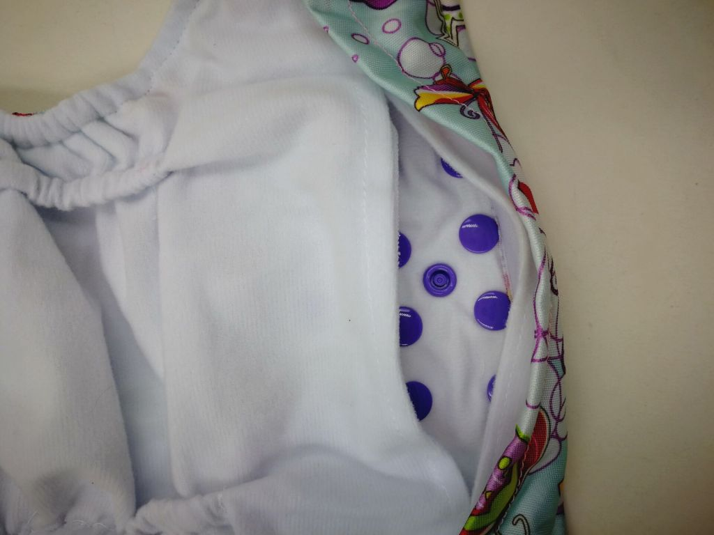 Baby Cloth Diapers, One Size Adjustable Reusable Pocket Nappy