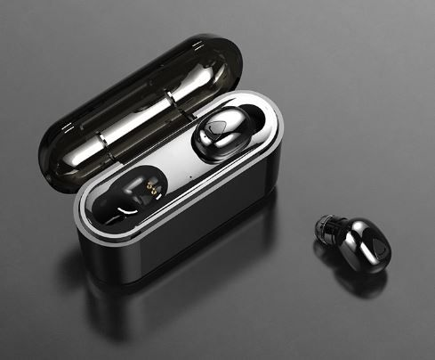 Wireless Bluetooth Headphone with 2200mah Charging Case TGS10031