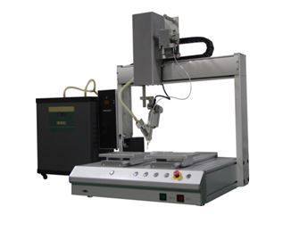 Automatic soldering machine (with smoke filtration system)   TGR302021
