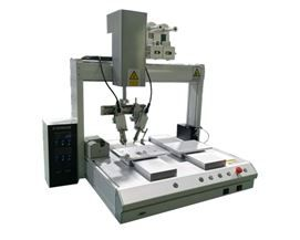 Automatic soldering machine (double Y double station) TGR302020
